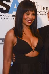 Sanaa Lathan - Harlem School of The Arts Gala in NY 10/31/2016