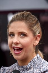 Sarah Michelle Gellar - GOOD+ Foundation