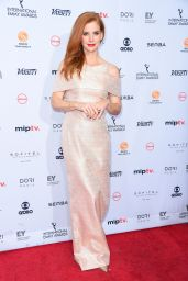 Sarah Rafferty – International Emmy Awards 2016 in New York City