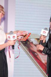 Scarlett Johansson - Fan Club Party for Huawei in Shenzhen, China 11/10/ 2016