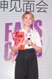 Scarlett Johansson - Fan Club Party for Huawei in Shenzhen, China 11/10/ 2016