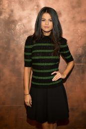 Selena Gomez - Photoshoot on the set of