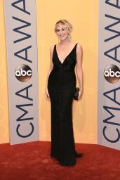 Sharon Stone – 50th Annual CMA Awards in Nashville 11/2/ 2016