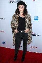 Shenae Grimes – Airbnb Open Spotlight in Los Angeles 11/19/ 2016