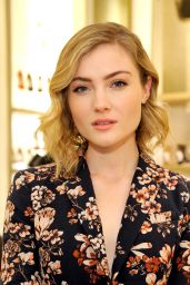 Skyler Samuels at the Jimmy Choo bash in Beverley Hills, California 11/03/2016