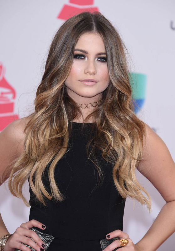 Sofia Reyes - Latin Grammy Awards 2016 at T-Mobile Arena in Las Vegas