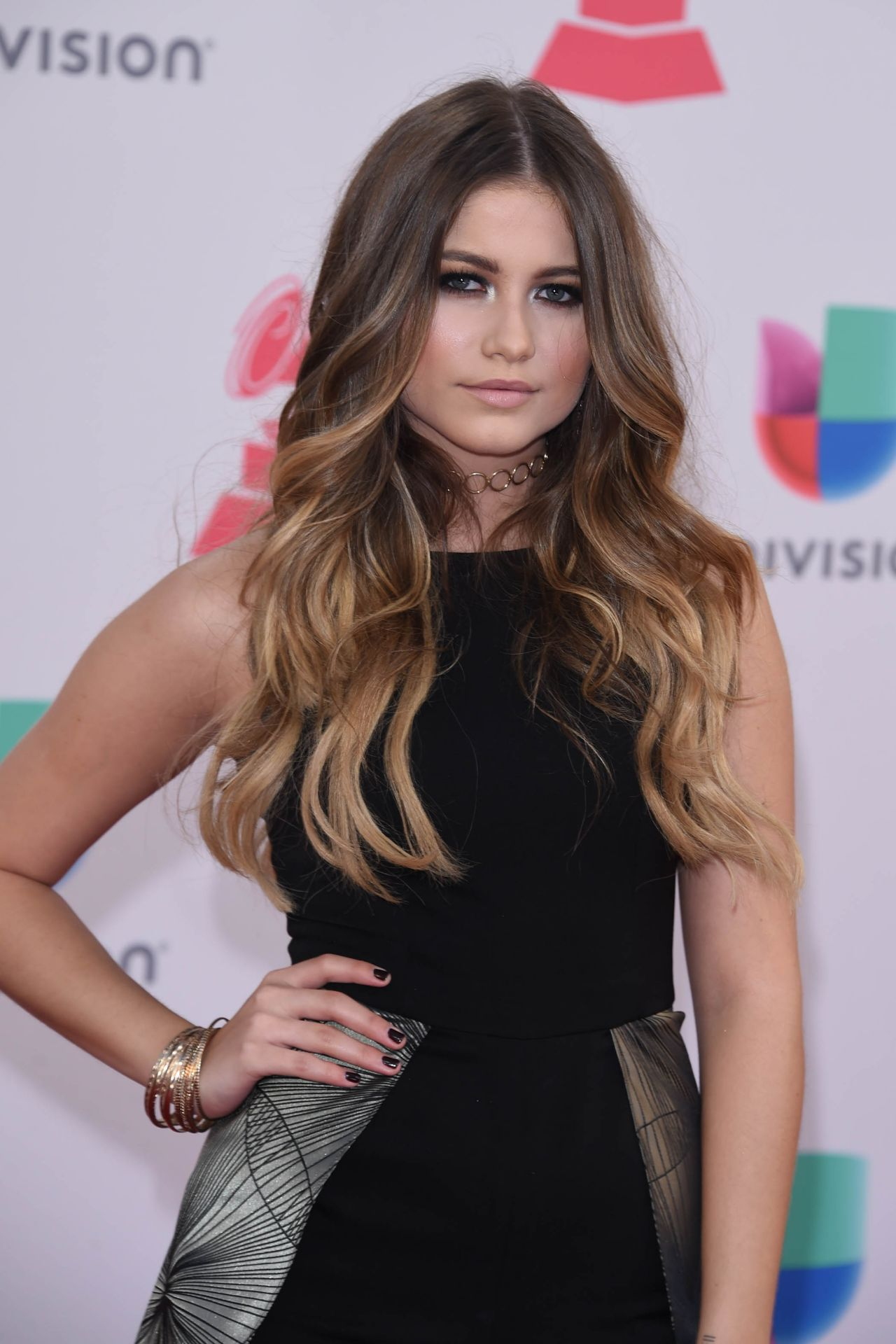 Sofia Reyes Latin Grammy Awards 2016 At T Mobile Arena