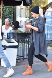 Sofia Richie at Fred Segal in West Hollywood 11/3/ 2016