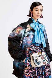 Sun Fei Fei - Photoshoot for Vogue US December 2016