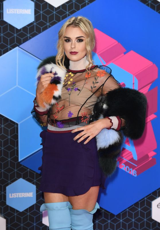 Tallia Storm – MTV Europe Music Awards in Rotterdam 11/6/2016