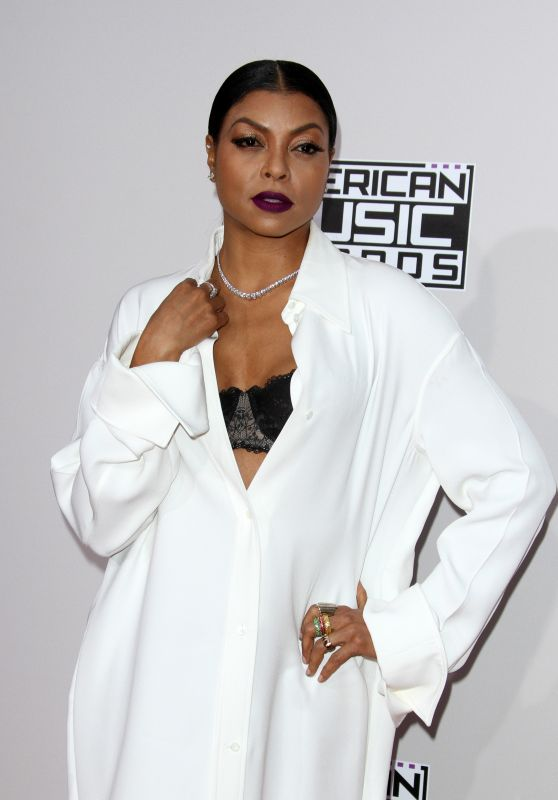 Taraji P. Henson – 2016 American Music Awards in Los Angeles