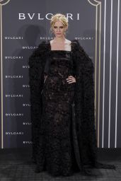 Teresa Baca – Bulgari Cocktail Event in Madrid 11/28/ 2016
