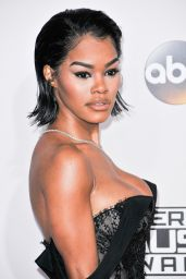 Teyana Taylor – 2016 American Music Awards in Los Angeles