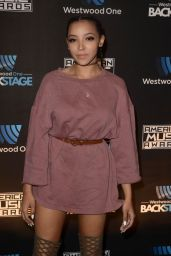 Tinashe – Westwood One Backstage at the American Music Awards in LA 11/18/ 2016