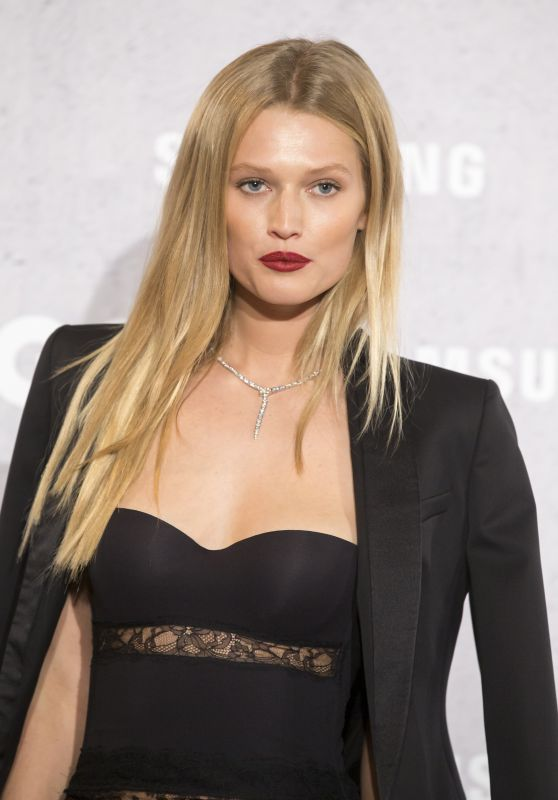Toni Garrn - GQ Men of the Year Awards in Madrid 11/03/2016