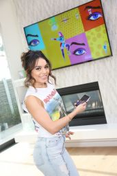 Vanessa Hudgens Plays