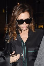 Victoria Beckham - Leaving Little House in London 11/23/ 2016