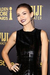 Victoria Justice - 2017 Golden Globe Awards Season in West Hollywood