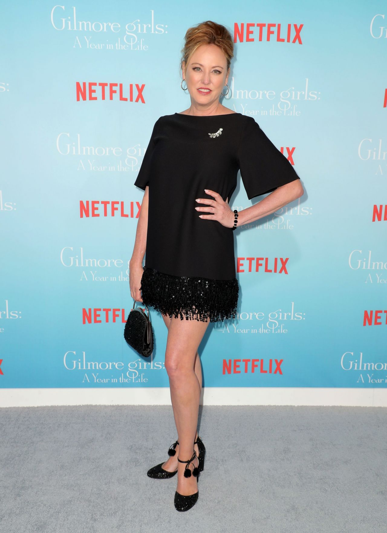 Virginia Madsen Gilmore Girls A Year In The Life Tv