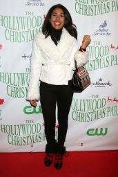 Wyntergrace Williams – 85th Annual Hollywood Christmas Parade in Hollywood 11/27/ 2016