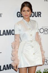 Zendaya – Glamour Women Of The Year Awards in Los Angeles 11/14/ 2016