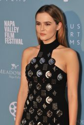 Zoey Deutch - Celebrity Tribute at the Lincoln Theater - 2016 Napa Valley Film Festival in Yountville, CA