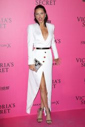 Adriana Lima – Victoria's Secret Fashion Show 2016 After Party in Paris