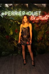 Aimee Song – Ora x Perrier-Jouet By Night Party, Art Basel, Miami 12/1/ 2016
