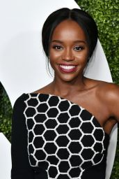 Aja Naomi King - GQ Men of The Year Awards 2016 in West Hollywood