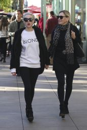 Alessandra Torresani - Shops With Her Mother in West Hollywood, CA 12/19/ 2016