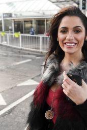 Alessia Macari - Arrives Home to Dublin 12/23/ 2016