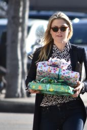 Ali Larter - Out in Los Angeles 12/2/ 2016
