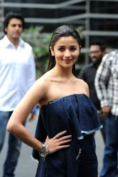 Alia Bhatt - 62nd Jio Filmfare Awards Press Conference in Mumbai 12/23/ 2016