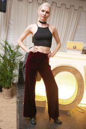 Aline Weber – Up&Down x Socialista Pop Up at Nautilus in Miami 12/1/ 2016