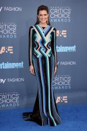 Allison Williams – 2016 Critics' Choice Awards in Santa Monica 12/11/ 2016