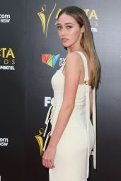 Alycia Debnam Carey - AACTA Awards in Sydney 12/7/ 2016
