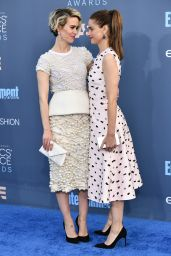 Amanda Peet – 2016 Critics' Choice Awards in Santa Monica 12/11/ 2016