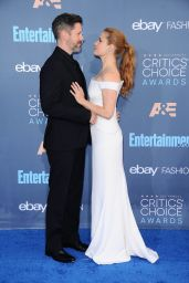 Amy Adams – 2016 Critics' Choice Awards in Santa Monica 12/11/ 2016