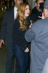Amy Adams at The Arclight in Hollywood, CA 12/1/ 2016