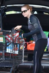 Amy Adams - Grocery Shopping in Studio City 12/1/ 2016