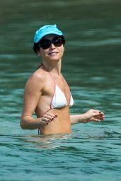 Andrea Corr in Bikini - Barbados 12/25/ 2016