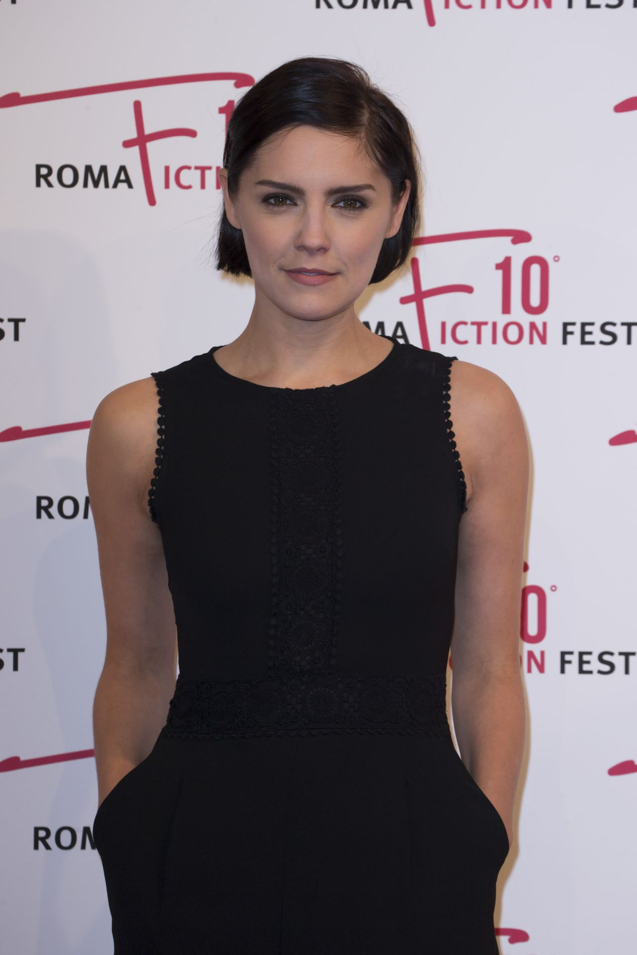Annabel Scholey Medici annabel scholey - 'medici' premiere at roma fiction fest