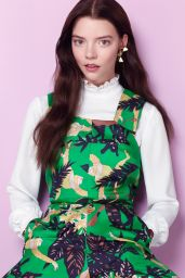 Anya Taylor-Joy - Photoshoot for The Sunday Times Style, 2016