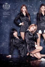 AOA - 1st Album Angel