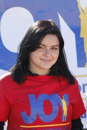 Ariel Winter - JOY Toy Drive in Montebello 12/17/ 2016