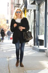 Ashley Benson - Out in NYC 12/9/ 2016
