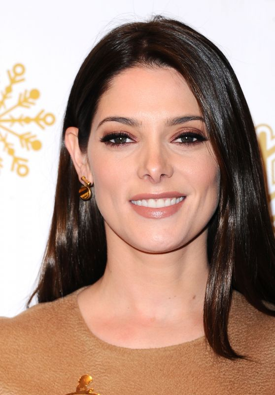 Ashley Greene - Brooks Brothers Holiday Celebration for St. Jude Children