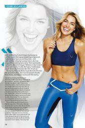 Ashley Hart - Women's Health Magazine USA January-February 2017