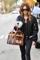 Ashley Tisdale - Shopping in LA 12/12/ 2016