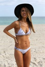 Audrina Patridge on a Bikini - Miami 12/2/ 2016